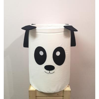 kosz na zabawki Panda