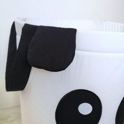 kosz na zabawki Panda - Kuamka