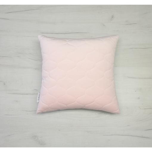 Poduszka dla mamy z magnoliowym Velvetem-Kuamka