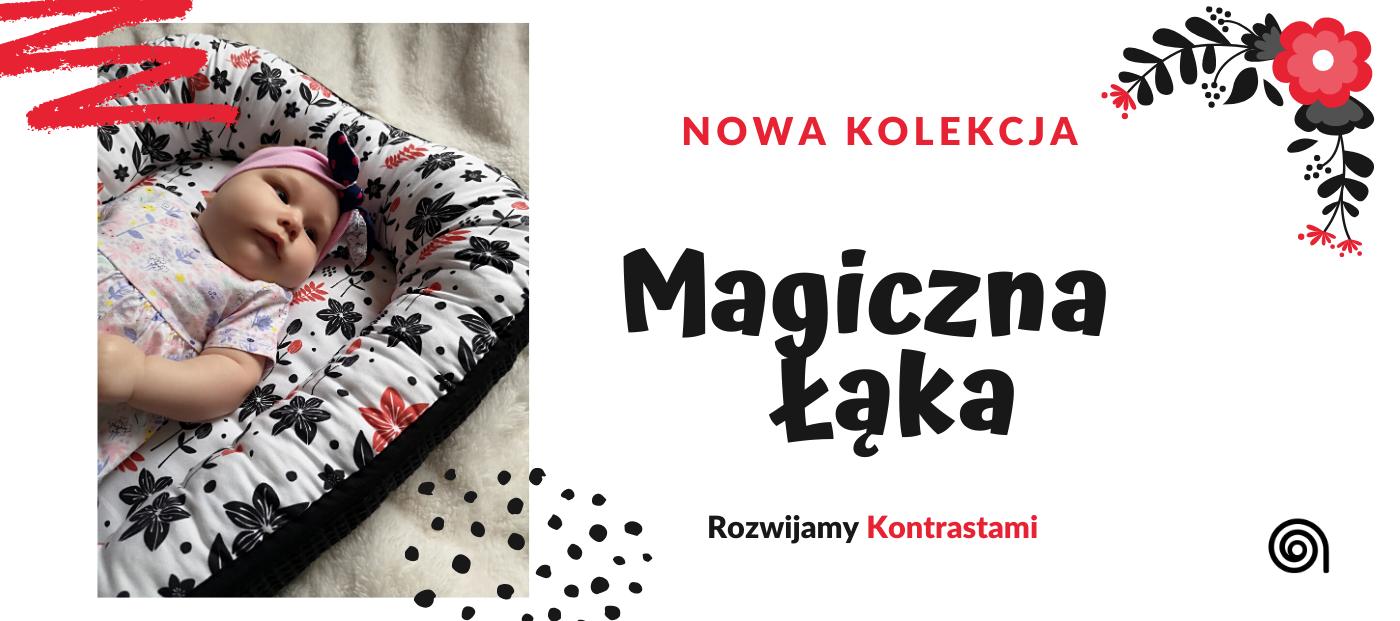 Nowa Kolekcja Magiczna Łąka już jest dostępna!