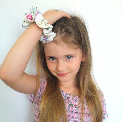 Gumka do włosów Scrunchie